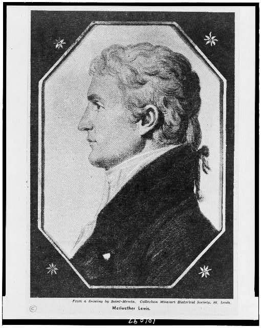 """meriwether lewis Reflecting on meriwether lewis after his death, thomas jefferson bemoaned the loss to """"his country of one of her most valued citizens whose valour & intelligence would have been now imployed""""."""
